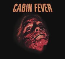 Cabin Fever Skull Face by GuitarManArts
