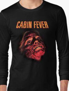 Cabin Fever Skull Face Long Sleeve T-Shirt