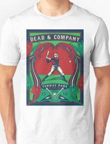 DEAD &COMPANY @ BOSTON 2016 Unisex T-Shirt