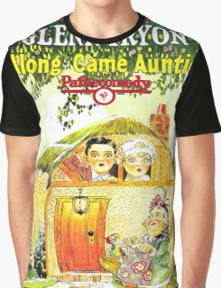 Vintage poster - Along Came Auntie Graphic T-Shirt