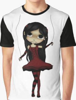 Strings Attached Graphic T-Shirt