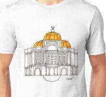 Ciudad de Mexico Unisex T-Shirt