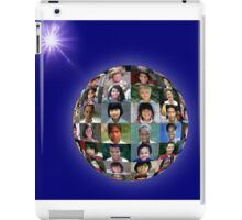 The Faces of Children Around the Earth iPad Case/Skin