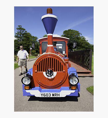 The Bridlington special Photographic Print