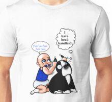 Baby Boston Head Handles Unisex T-Shirt