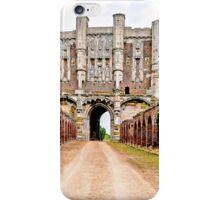 Thornton Abbey Gate House Ruins iPhone Case/Skin