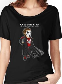 LuisMoreno.Net Promo Gear #1 Women's Relaxed Fit T-Shirt