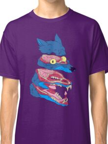 Dissected Wolf Classic T-Shirt