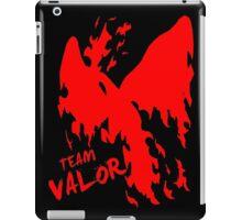 Team Valor Red iPad Case/Skin