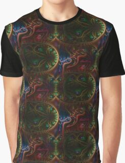 Psycho Gears Graphic T-Shirt