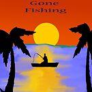 Gone Fishing by John Ryan