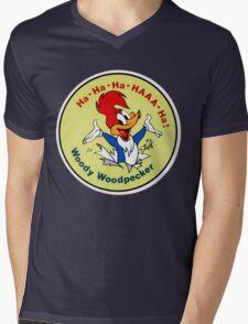 Woodywood Mens V-Neck T-Shirt