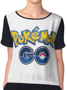Pokemon GO Chiffon Top