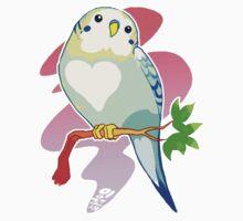 Rainbow Parakeet T-Shirt