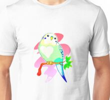 Rainbow Parakeet Unisex T-Shirt