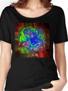 Tiger_8518 Women's Relaxed Fit T-Shirt