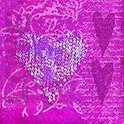 Bubble Heart by artsandsoul