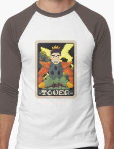 Tower Tarot - Seogn Men's Baseball ¾ T-Shirt