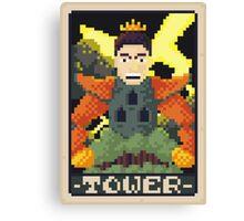 Tower Tarot - Seogn Canvas Print