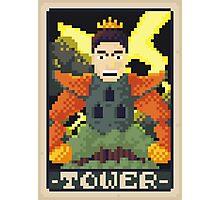 Tower Tarot - Seogn Photographic Print