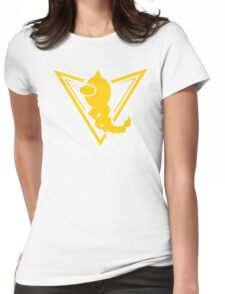 Team Weedle Womens Fitted T-Shirt