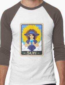 Sun Tarot - Whitney Men's Baseball ¾ T-Shirt