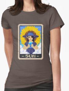 Sun Tarot - Whitney Womens Fitted T-Shirt
