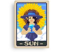 Sun Tarot - Whitney Canvas Print