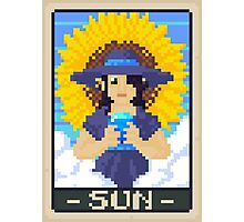 Sun Tarot - Whitney Photographic Print