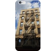 NYC Fire Escapes iPhone Case/Skin