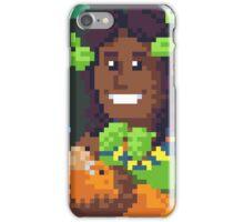Strength Tarot - Derowen iPhone Case/Skin