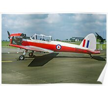 DHC-1 Chipmunk T.10 WK518 Poster