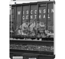 Wisconsin Central iPad Case/Skin