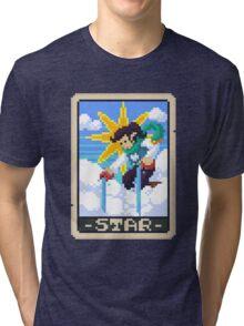 Star Tarot - Kellie Tri-blend T-Shirt