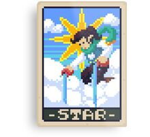 Star Tarot - Kellie Metal Print