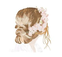 Flowers in her Hair by nicolorful