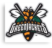 greenjackets Canvas Print
