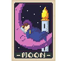 Moon Tarot - Sleep Photographic Print