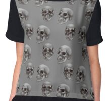 Skull things Chiffon Top