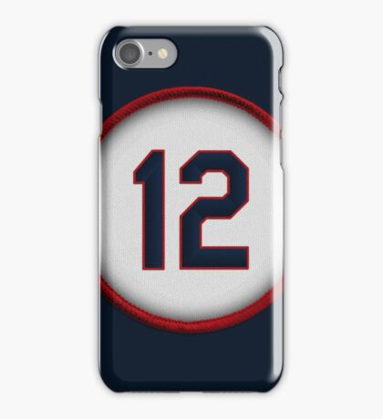 12 - Frankie iPhone Case/Skin