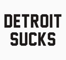 Lester Bangs - Detroit Sucks by GuitarManArts
