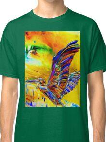 """THE PHOENIX RISES"" Art Deco Print Classic T-Shirt"