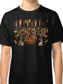 The Skin Crawling Creeps Classic T-Shirt