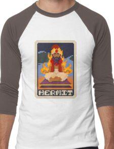 Hermit Tarot - Yasim Men's Baseball ¾ T-Shirt