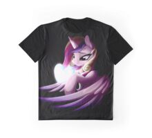 Princess Cadance & the Crystal Heart Graphic T-Shirt