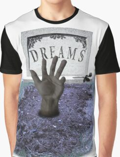 Dreams Don't Die Graphic T-Shirt