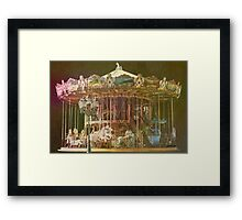 Mystical Ride Framed Print