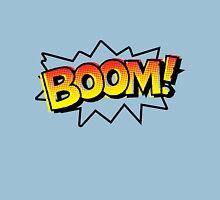 BOOM! Comic Onomatopoeia Unisex T-Shirt