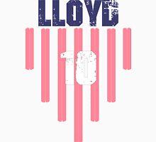 Carli Lloyd #10 | USWNT Olympic Roster Unisex T-Shirt