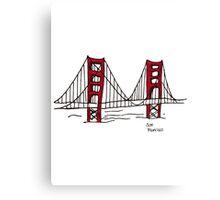San Francisco  Canvas Print